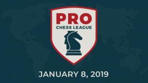 2019 PRO Chess League: Informação Oficial