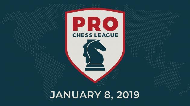 PRO Chess League 2019 : Présentation officielle