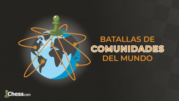 Anunciamos la Batalla de Comunidades del Mundo