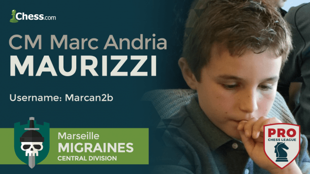Norme de MI de Marc'Andria Maurizzi !