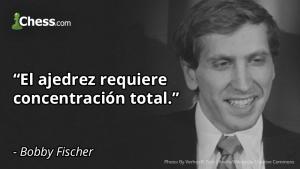Las mejores citas de Bobby Fischer
