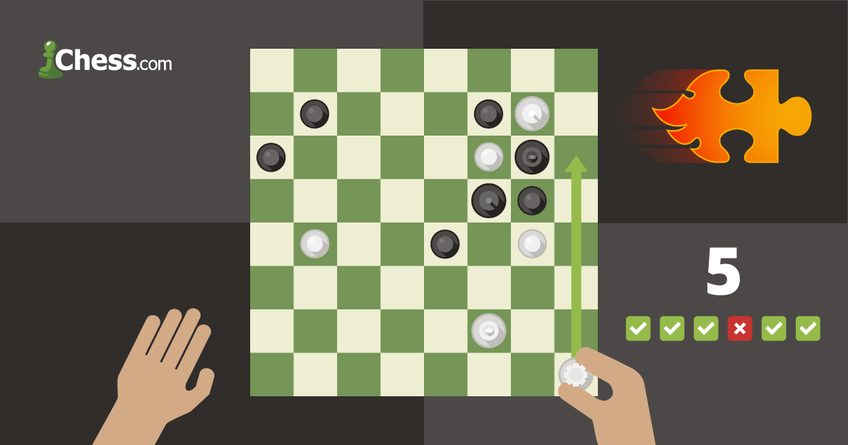 Improve Your Chess With Puzzle Rush