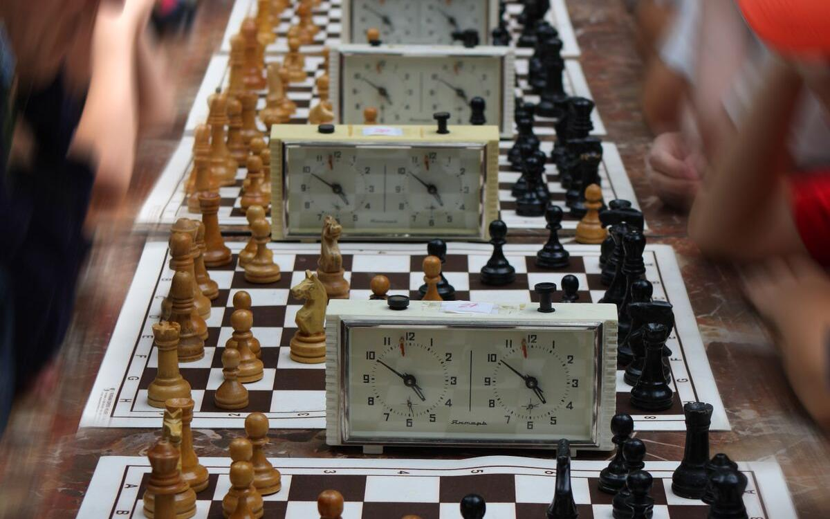 The 4 Longest Chess Games In History