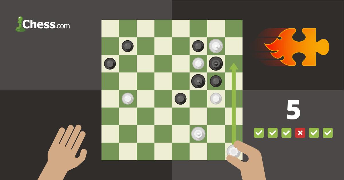 Mejora tu ajedrez con Puzzle Rush