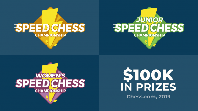 2019 Speed Chess Championship Series | Official Information