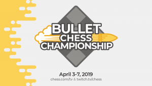 Bullet Chess Championship: All The Info