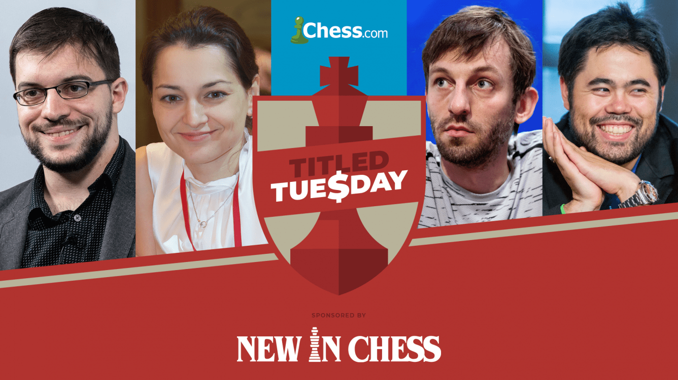 Titled Tuesday Speed Chess Championship Qualifier Takes Place Today