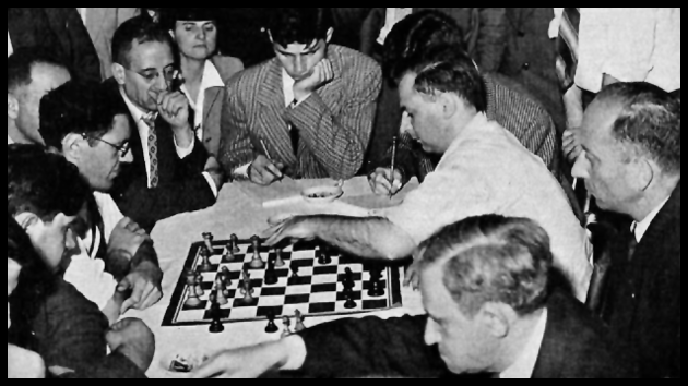 Who Was Abe Kupchik? - Chess com