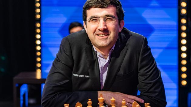 Como Vladimir Kramnik se Tornou Num Super Grande Mestre