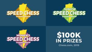 Série dos 2019 Speed Chess Championship   Informação Oficial