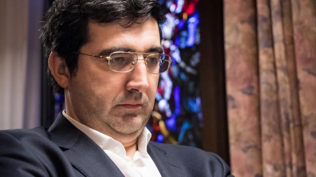 Vladimir Kramnik: Der Weg zur WM