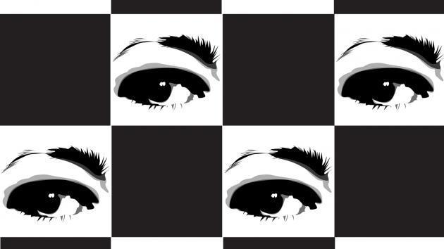 Darf man beim Schach seinen Augen trauen?