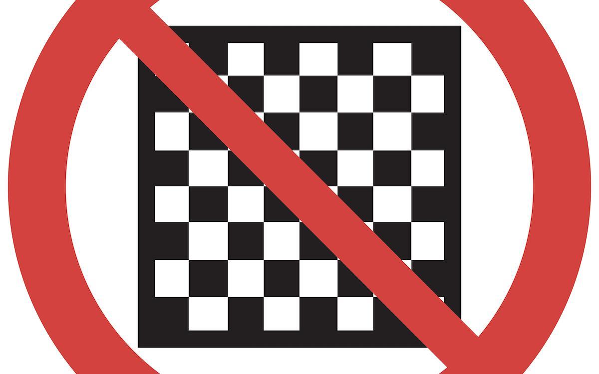 Секреты шахмат: не делайте это во время игры