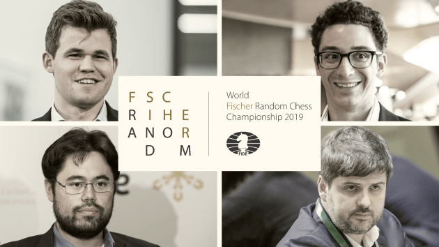 b1dca784 Today: Titled Player Qualifiers For The 2019 FIDE World Fischer Random  Chess Championship