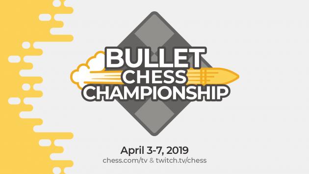 Чемпионат Chess.com по игре в пулю 2019: полная информация