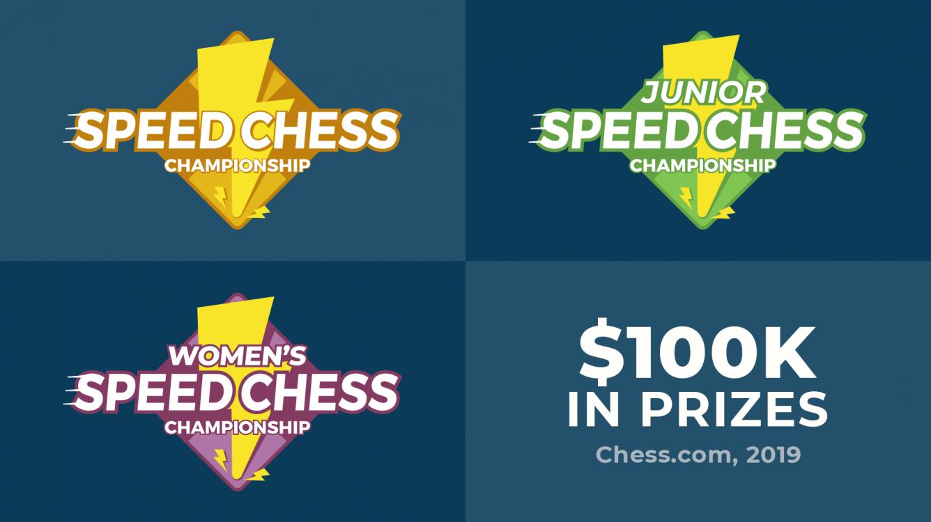 2019 Speed Chess Şampiyonası Serisi | Resmi Bilgiler