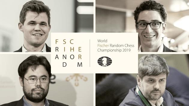 2019 Campeonato Mundial de Xadrez 960 da FIDE
