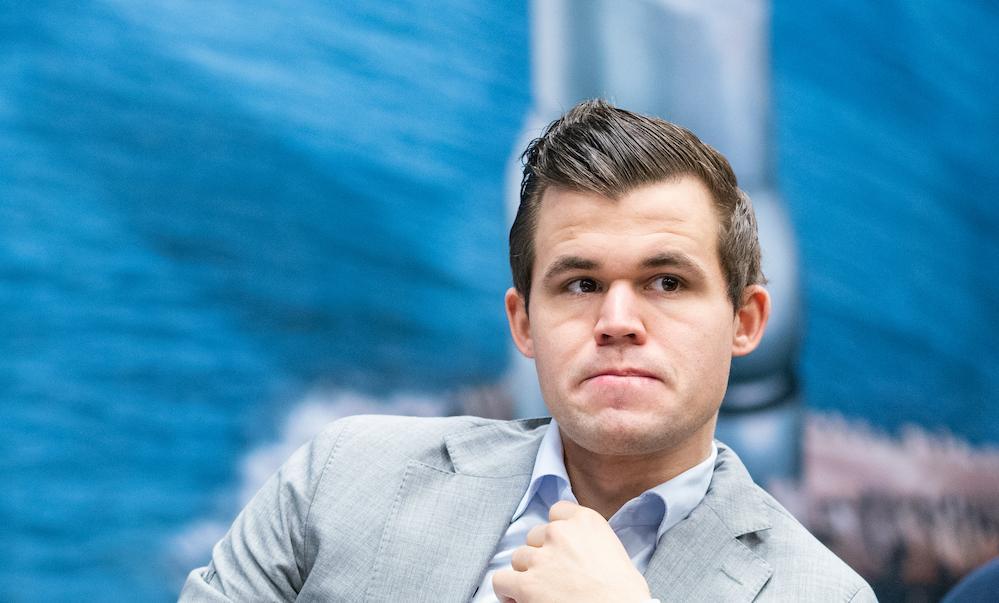 Is Magnus Carlsen Playing At His Peak? Ask CAPS...