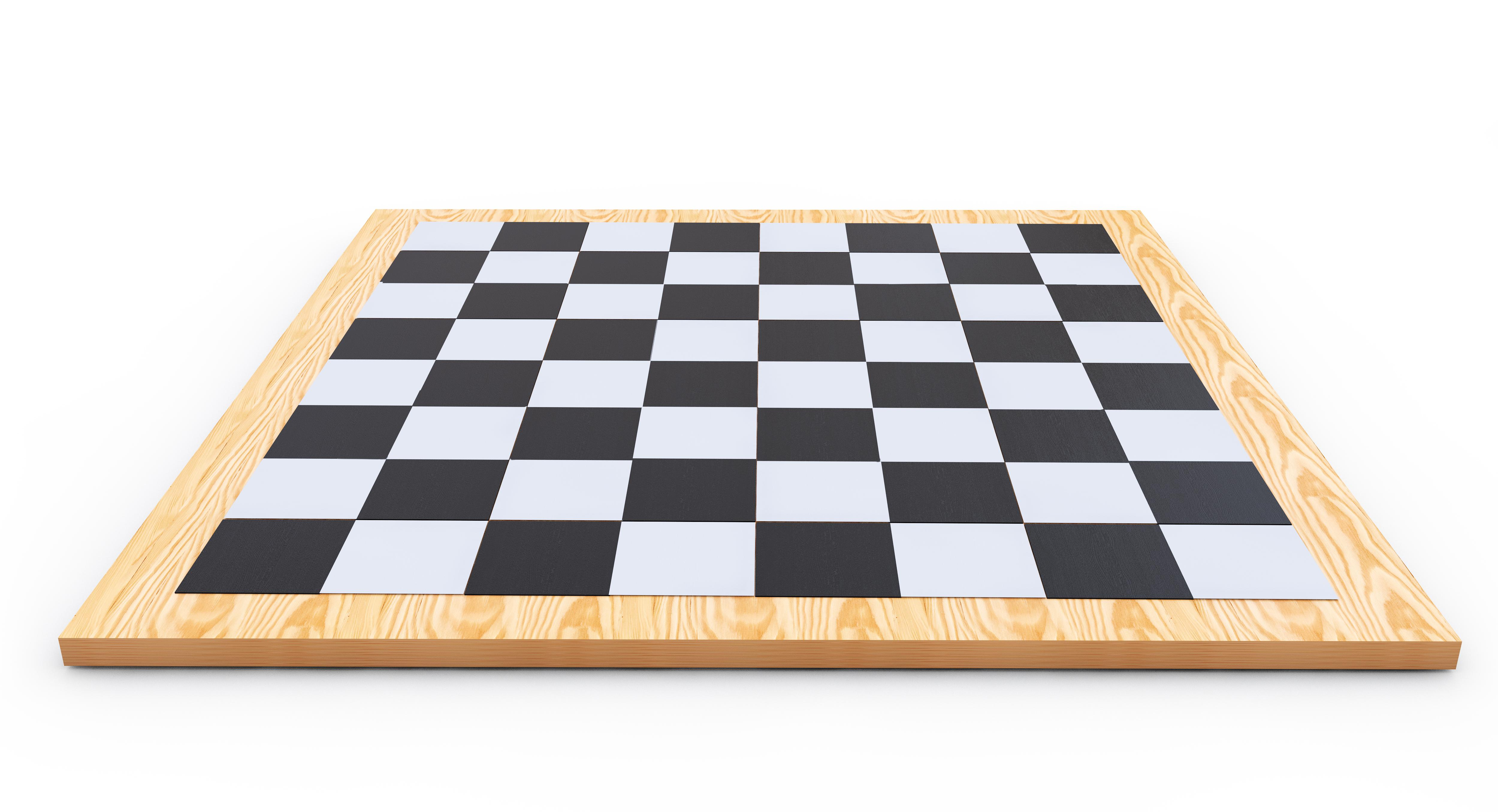 """USCF Sales The Dubrovnik Chess Set Pieces Only 3.75/"""" King Black and White"""