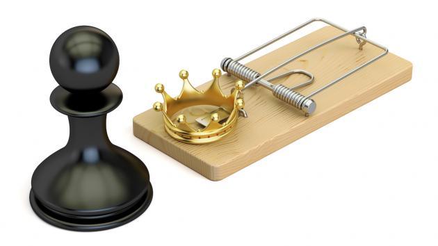 De 10 bästa schackfällorna