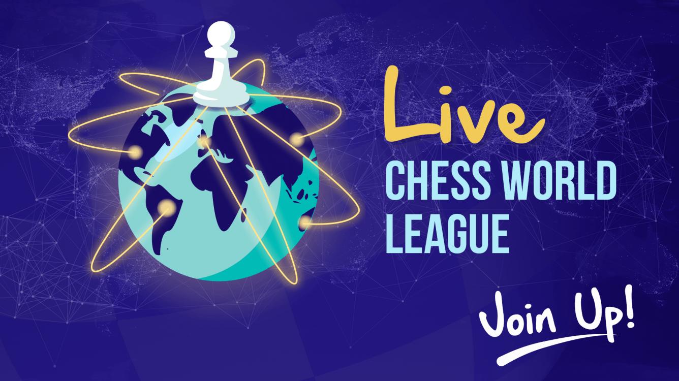 Play The Live Chess World League Season 4