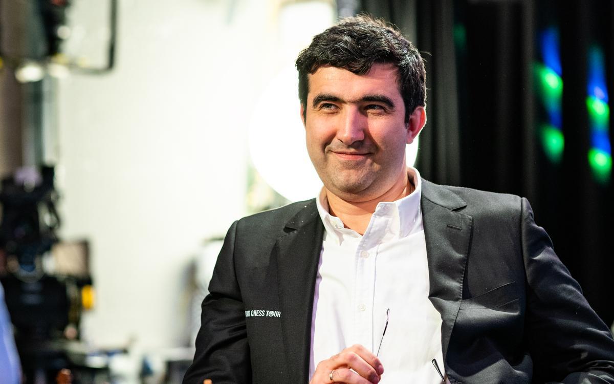 Vladimir Kramnik Interview: 'I'm Not Afraid To Lose'