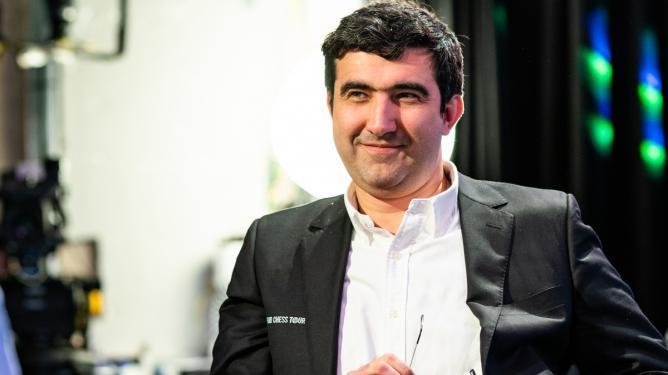 """Vladimir Kramnik Interview: """"Ich habe keine Angst zu verlieren"""""""