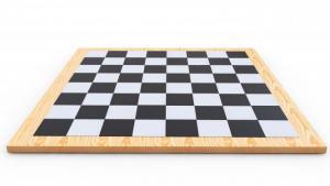 Die Maße eines Schachbretts | Basics