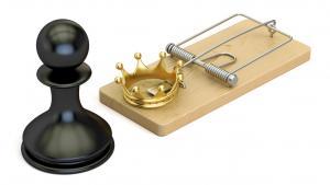 チェスのトラップ(はめ手)ベスト 10