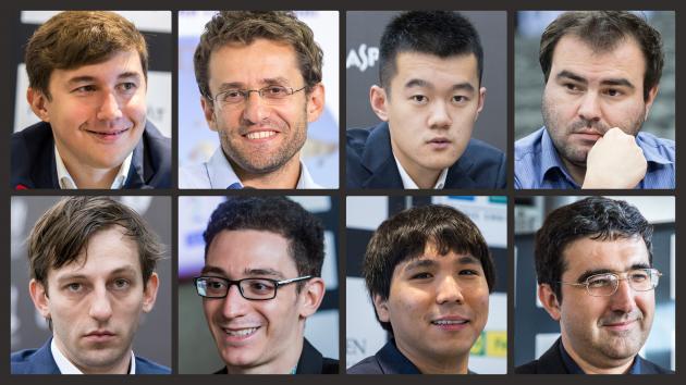 Les meilleurs joueurs d'échecs de l'histoire