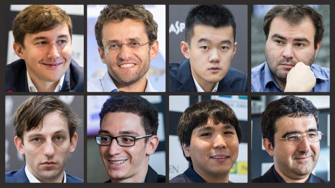 Neues Feature: Top Schachspieler