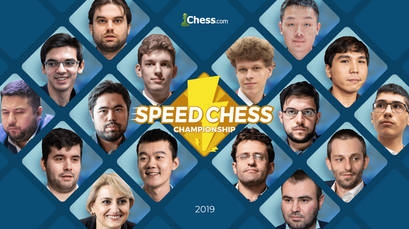 Can You Win The Speed Chess Championship Fantasy Game?