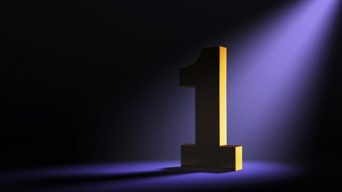 Le numéro un mondial oublié