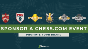 How To Sponsor An Event On Chess.com
