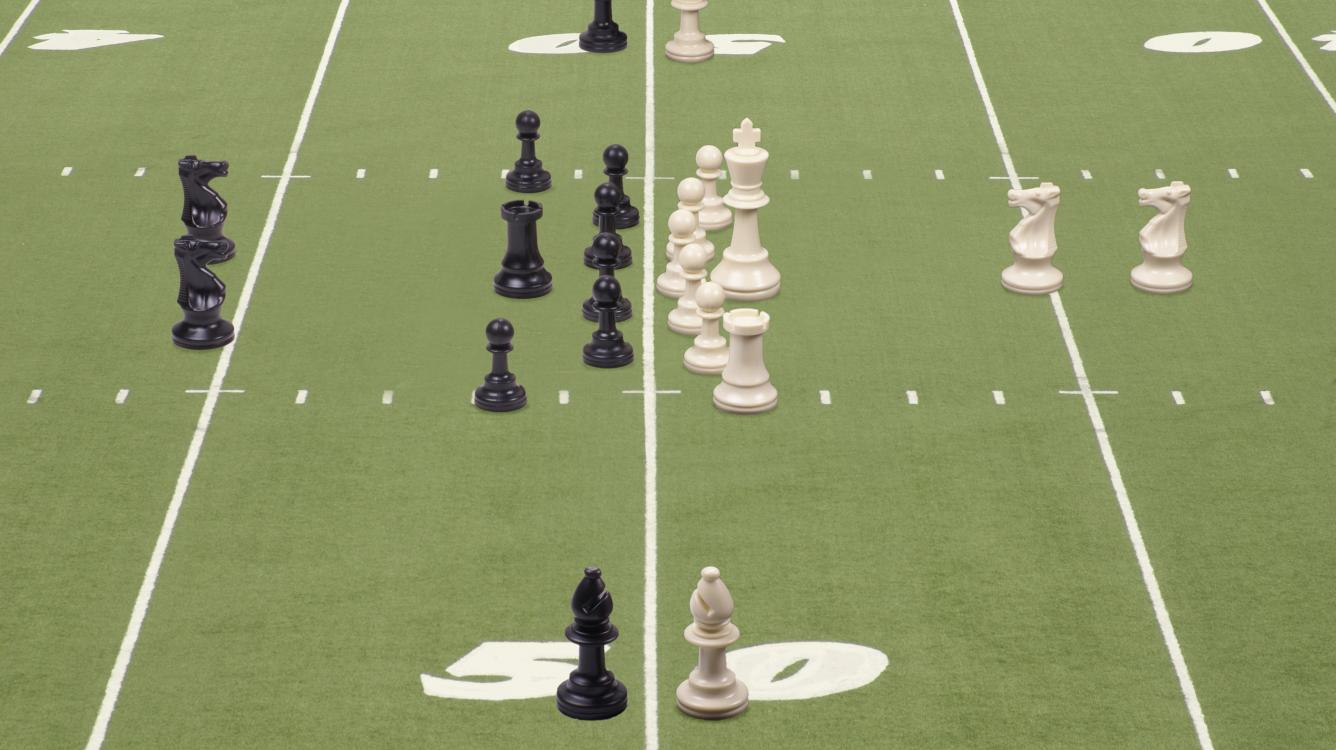 Which Football Quarterback Would Win At Chess?