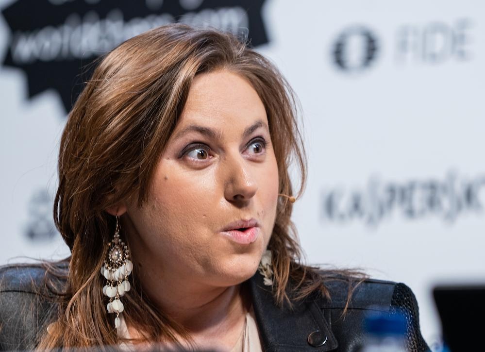 Judit Polgar Interview: 'I Had To Prove Myself More Than A Boy'