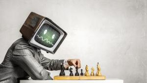 El ajedrez en los anuncios comerciales de televisión