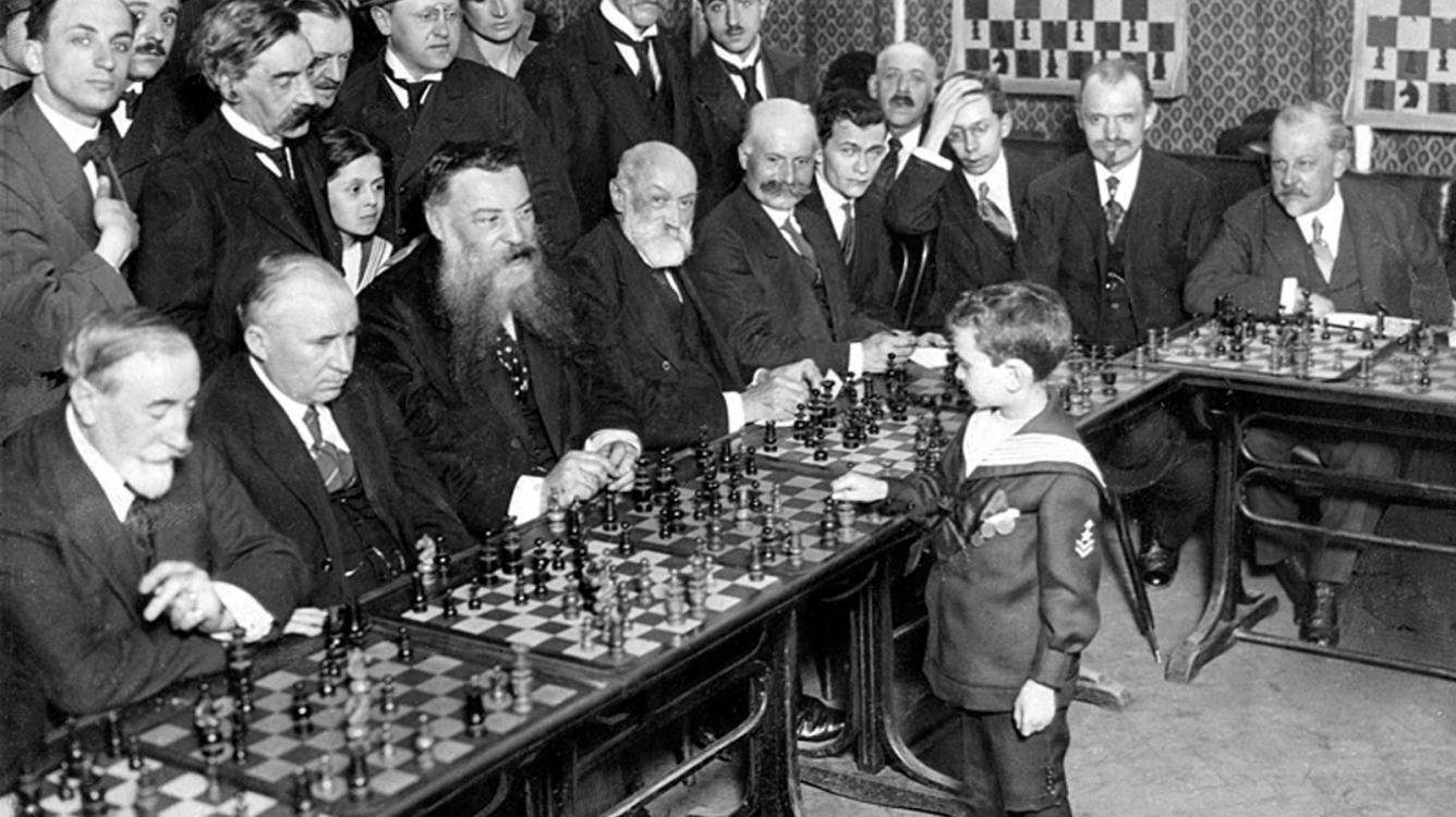 The Brilliant, Young Samuel Reshevsky