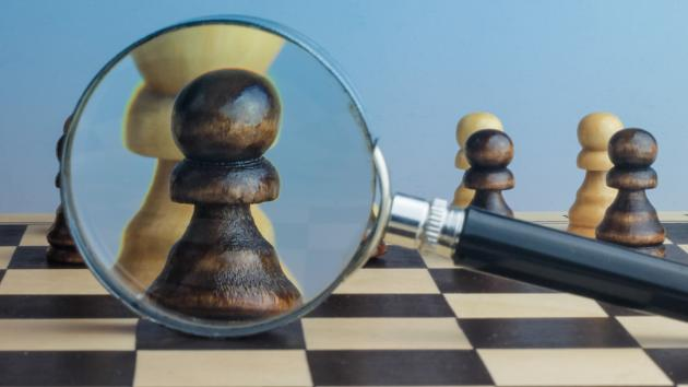 Can You Solve The Perfect Chess Crime?