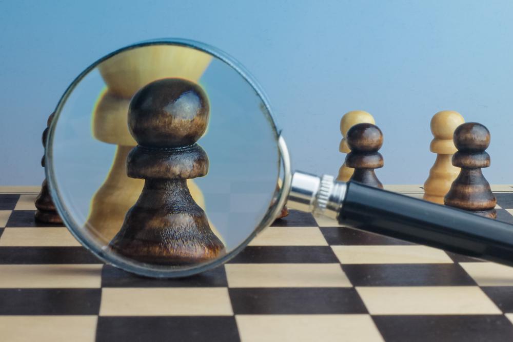 Расследуем идеальное шахматное преступление