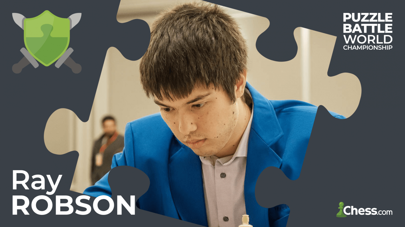 Robson Wins Puzzle Battle World Championship In Thrilling Fashion
