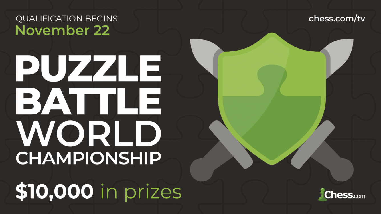 How To Qualify: Puzzle Battle World Championship Official Rules
