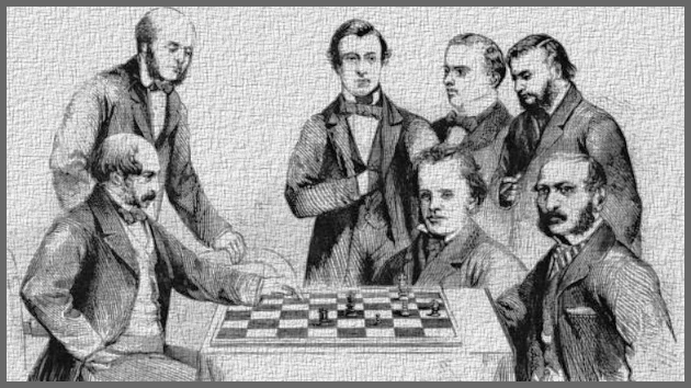 19th Century Chess : From Sarratt to Morphy
