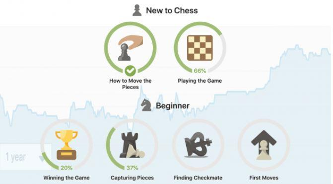 Chess.com Lessons vs Improvement: The Stats