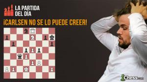 La nueva bestia negra de Magnus Carlsen