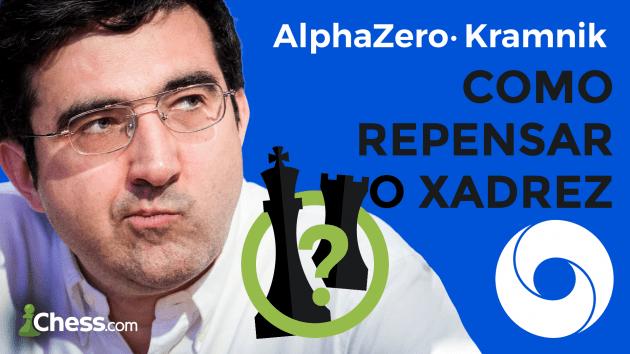 Kramnik E AlphaZero: Como Repensar o Xadrez
