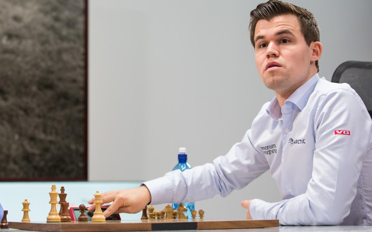 What If Caruana Beat Carlsen In 2018?