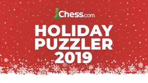 Can You Solve Our 2019 Holiday Puzzler?