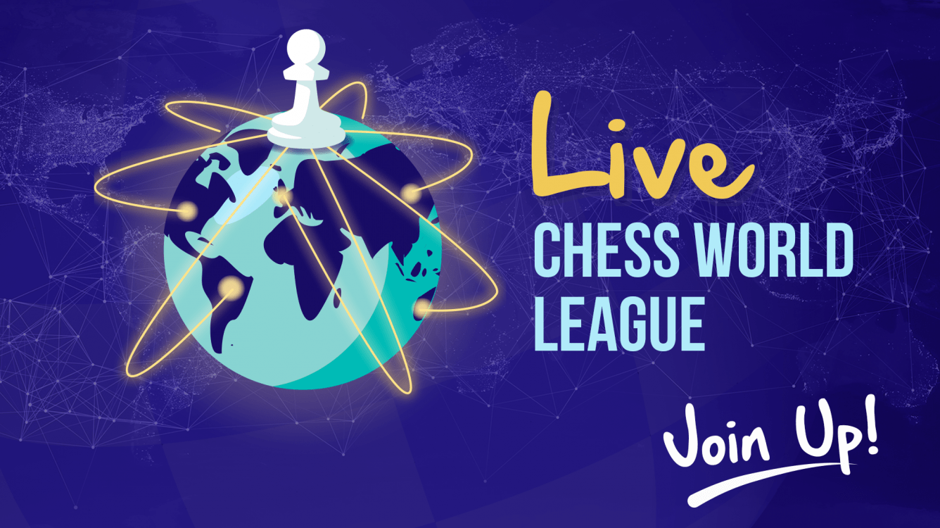 Play The Live Chess World League Season 5
