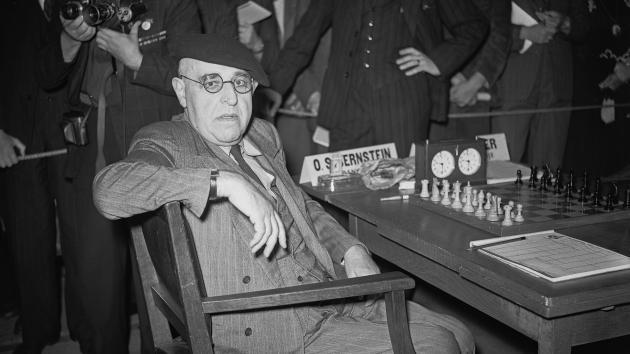 The Forgotten Chess Masters: Ossip Bernstein